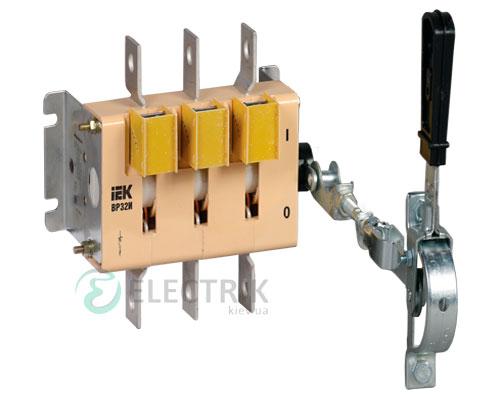 Выключатель-разъединитель ВР32И-37A31240 400А IEK
