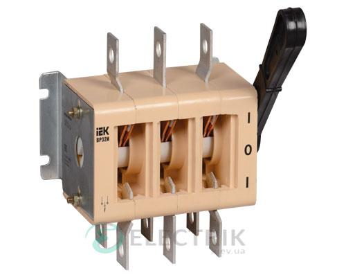 Выключатель-разъединитель ВР32И-37A71240 400А IEK