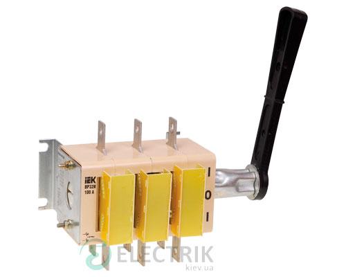 Выключатель-разъединитель ВР32И-37В31250 400А IEK Выключатель-разъединитель ВР32И-37В31250 400А IEK