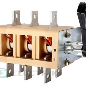 Выключатель-разъединитель перекидной e.VR32.P630 (39В71250) 630 А, E.NEXT