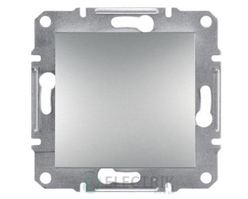 Кнопка алюминий Asfora EPH0700161