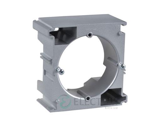 Коробка для наружного монтажа наборная, алюминий, Sedna SDN6100260