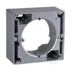 Коробка для наружного монтажа, алюминий, Sedna SDN6100160