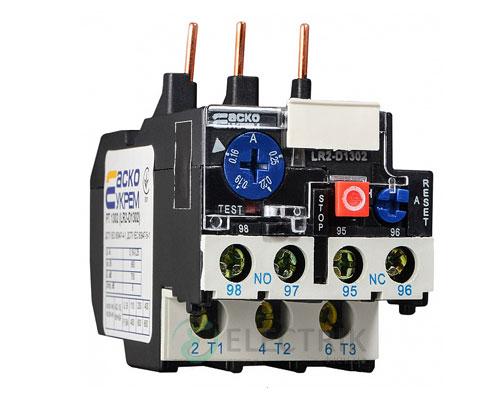 Реле электротепловое PT 1302 (0,16-0,25А) АСКО-УКРЕМ