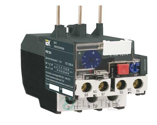 Реле РТИ-1301 электротепловое 0,1-0,16А
