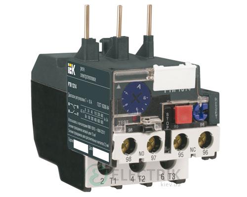 Реле РТИ-1306 электротепловое 1-1,6А