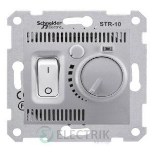 Термостат для теплого пола, алюминий, Sedna SDN6000360