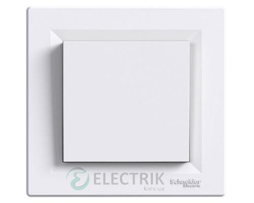 Заглушка белая, Asfora EPH5600121