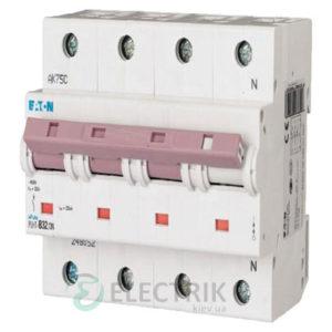 Автоматический выключатель EATON PLHT-C32/3N