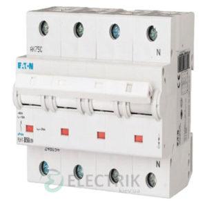 Автоматический выключатель EATON PLHT-C50/3N