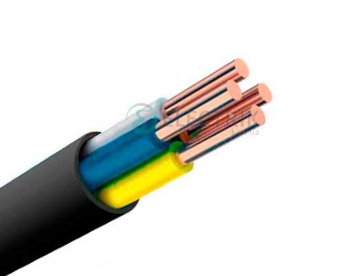 кабель ВВГнг-LS 4х2.5 (ГОСТ)