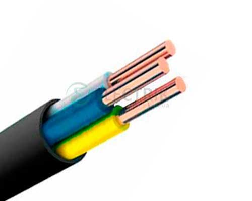 кабель ВВГнг-LS 3х6 (ГОСТ)