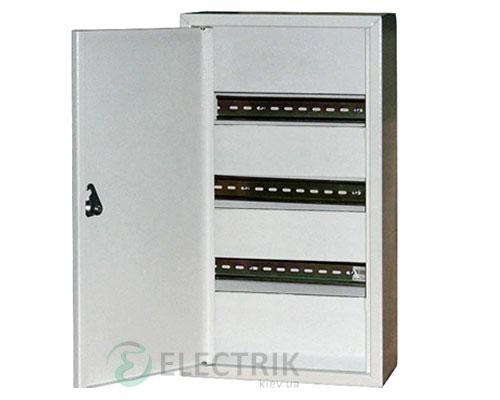 Корпус e.mbox.stand.n.48.z металлический, под 48 мод., навесной, с замком (s0100124)