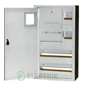Корпус e.mbox.stand.n.f3.36.z.e металлический, под 3-ф. электронный счётчик, 36 мод., навесной, с замком