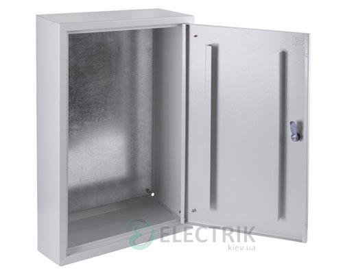 Корпус металлический e.mbox.pro.p.120.80.30z IP31 с монтажной панелью (1200х800х300)