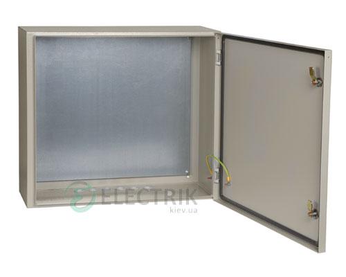 Корпус металлический настенный ЩМП-6.6.2-0 У2 IP54
