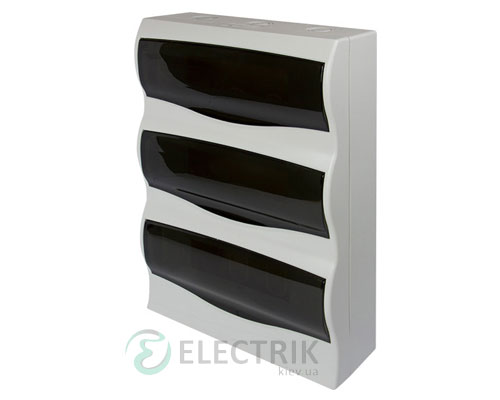 Корпус пластиковый 36-модульный e.plbox.stand.n.36m, навесной