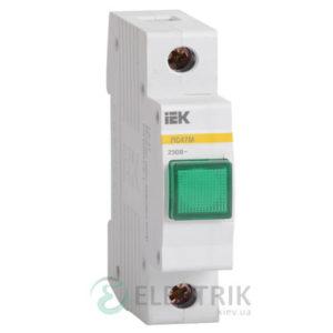 Лампа сигнальная ЛС-47М матрица зеленая IEK