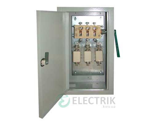 Ящик ЯПРП-100 BILMAX (рубильник+предохранители) IP31