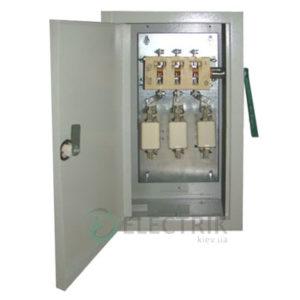Ящик ЯПРП-250Г BILMAX (рубильник+предохранители) IP54
