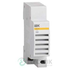 Звонок ЗД-47 на DIN-рейку IEK (MZD10-230)