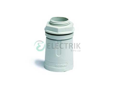 Муфта труба-коробка, IP67, М20х1.5, д.20мм 50220