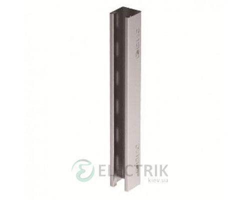 С-образный профиль 41х41, L2400, толщ.1,5 мм, BPL4124, ДКС