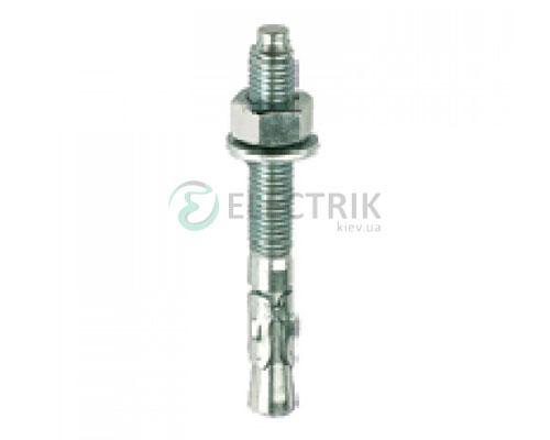 Усиленный клиновой анкер М10х80, inox, CM481080INOX, ДКС