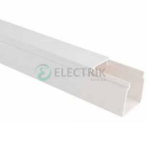 Кабель-канал пластиковый ECO 100×60, 2000 мм, АСКО-УКРЕМ