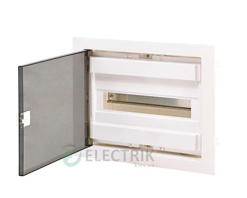 Металлопластиковый электрощит ECG14 PT 12+2 М c прозрачными дверцами ETI 001101180