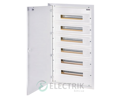 Металлопластиковый щиток ERP 18-6 (108 модулей) ETI 001101218