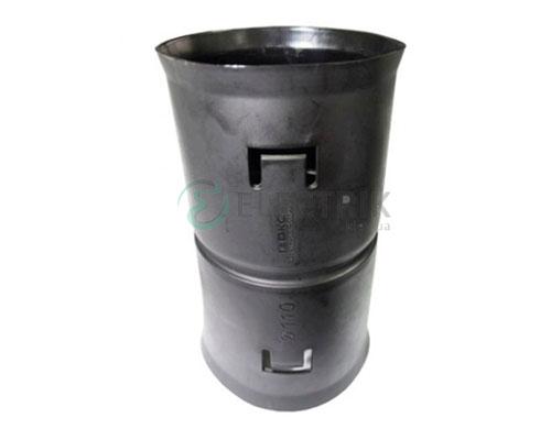 Муфта прямого соединения для двустенных труб, диаметр внут., мм 200, 015200, ДКС