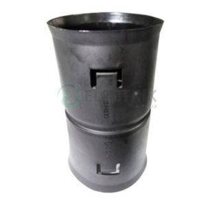 Муфта прямого соединения для двустенных труб, диаметр внут., мм 63, 015063, ДКС