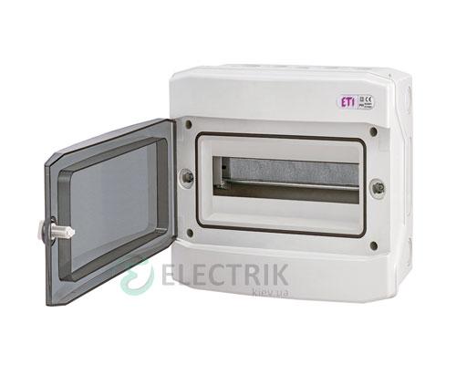 Пластиковый щит наружного исполнения ECH 12PT (12 IP65) ETI 001101062