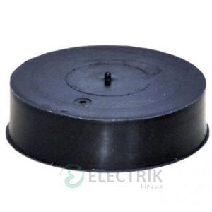 Заглушка для двустенных труб, внутрення, полипропилен, диаметр внутр., мм 160, 023160, ДКС