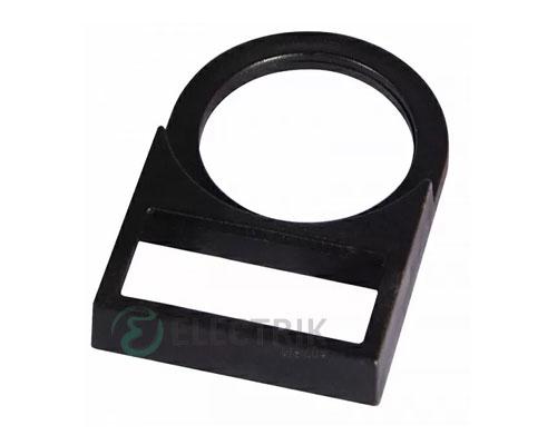 Держатель маркировочной бирки для кнопок и переключателей ∅22 мм, АСКО-УКРЕМ
