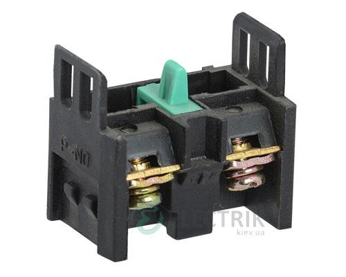 Дополнительный контакт для светосигнальной арматуры 1НО, IEK