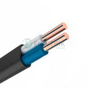 кабель ВВГп нг-LS 2х2.5 (ГОСТ)