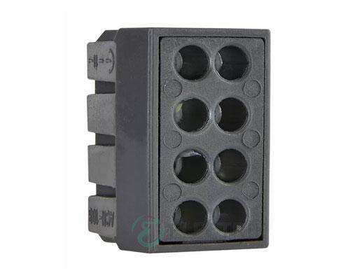 Клемма соединительная с контактной пастой ACNп-108 на 8 проводов, АСКО-УКРЕМ