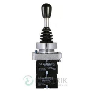 Кнопка манипулятор на 4 направления с фиксацией XB2-D2PA14 (3SXD2PA14), АСКО-УКРЕМ