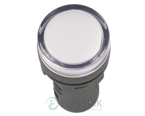 Лампа AD-16DS LED-матрица d16 мм белая 12В AC/DC, IEK