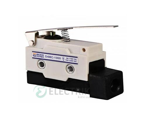 Микропереключатель D4MC-1000, АСКО-УКРЕМ