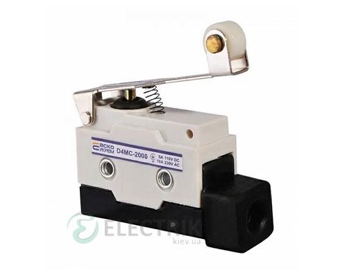 Микропереключатель D4MC-2000, АСКО-УКРЕМ