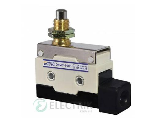 Микропереключатель D4MC-5000, АСКО-УКРЕМ