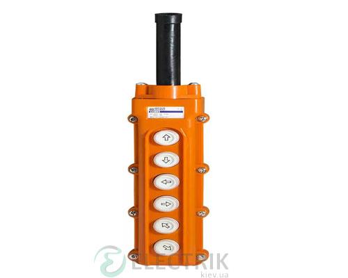 Пост тельферный 6-кнопочный COB63, АСКО-УКРЕМ