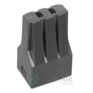 Строительно-монтажная клемма СМК 773-306 с пастой (упаковка 4 шт.), IEK