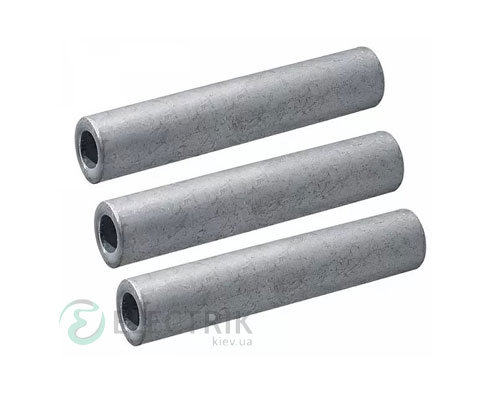 Гильза GL-240 алюминиевая кабельная соединительная, АСКО-УКРЕМ