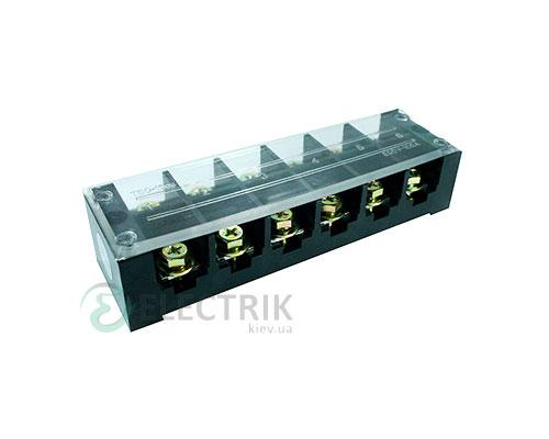 Колодка клеммная защищенная 45А (3 клеммы) e.tc.protect.45.3, E.NEXT