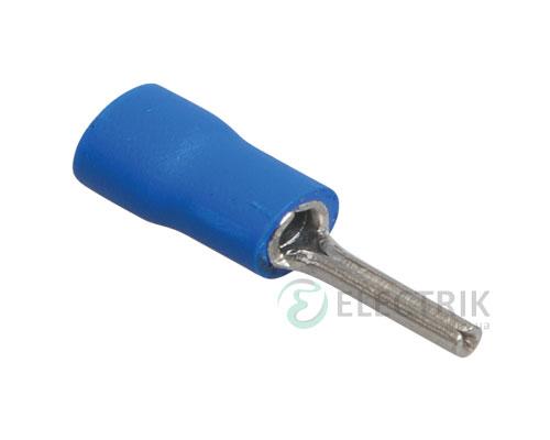 Наконечник НкИш 1,5-2,5 штыревой 1,5-2,5 мм² (упаковка 100 шт.), IEK