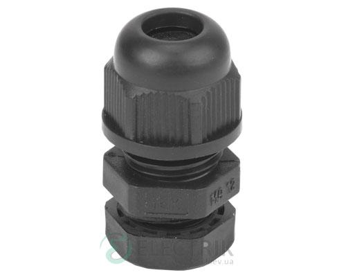 Сальник MG 12 диаметр кабеля 4-7 мм IP68, IEK